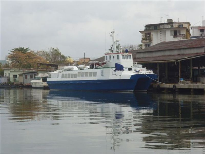 Passenger Catamaran for sale!