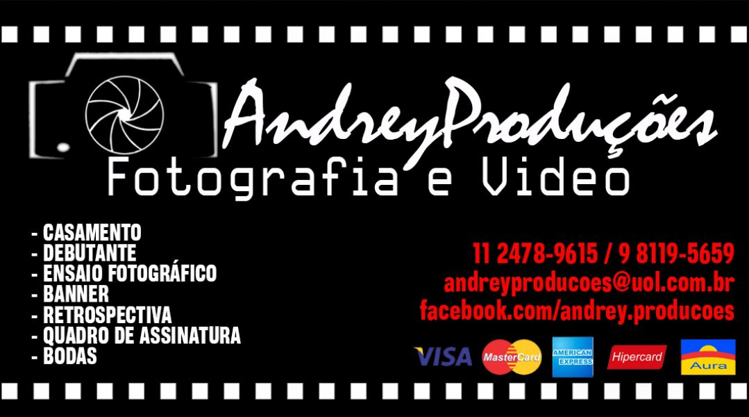 AndreyProducoes - Foto e Video