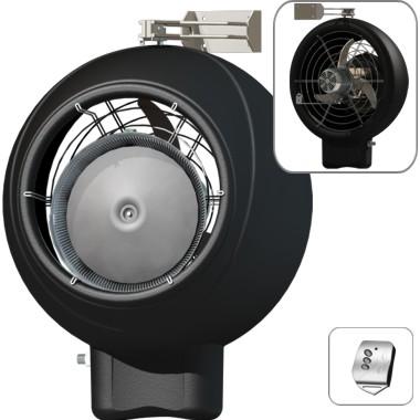 Climatizador com jato d gua e controle remoto - Climatizador de agua ...