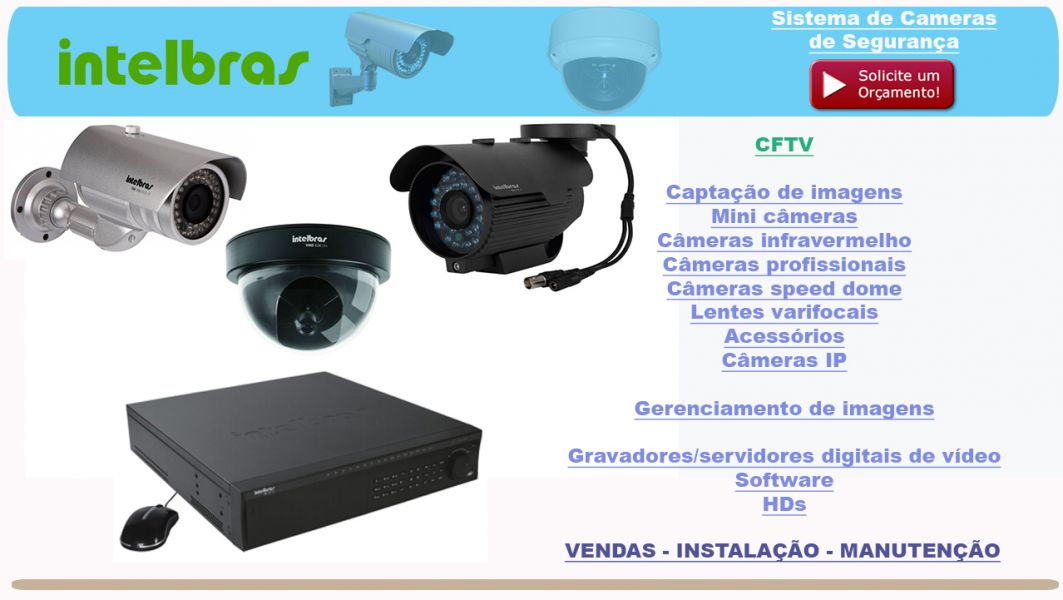 Central de Pabx - Interfonia - Intelbras - Panasonic - Maxcom
