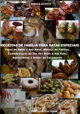 Ebook de Receita com as Receitas da D.Carmen