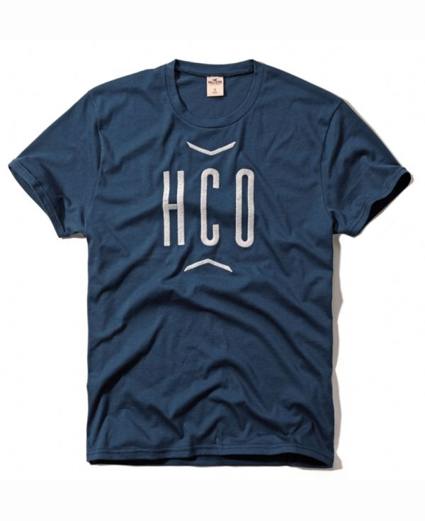 Camisetas Hollister