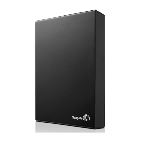 HD Seagate Externo Expansion USB 2.0 e 3.0 4TB - STBV4000100
