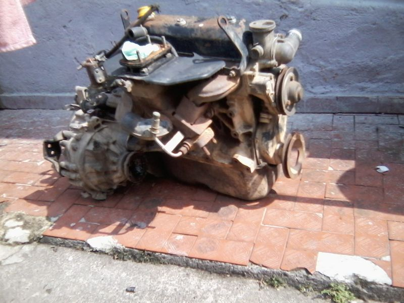 Motor do escorte hobby 1.0 CHT