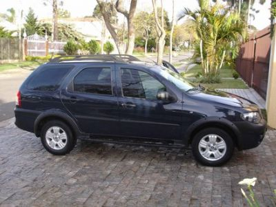 PALIO WEEKEND ADVENTURE 1.8 FLEX COMPLETO 2005