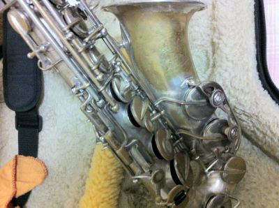Sax Alto Selmer Super Balanced Action (SBA) - sn.463XX