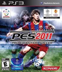 Pro Evolution Soccer 2011 - PES 2011 - PS3