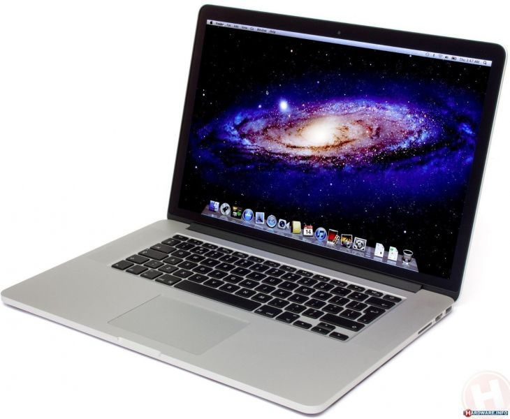 Apple MacBook Pro 15.4-Inch Laptop Intel Quad-Core i7 2.3GHz, 1 TB Hard Drive, 16GB DDR3 Memory, DVD