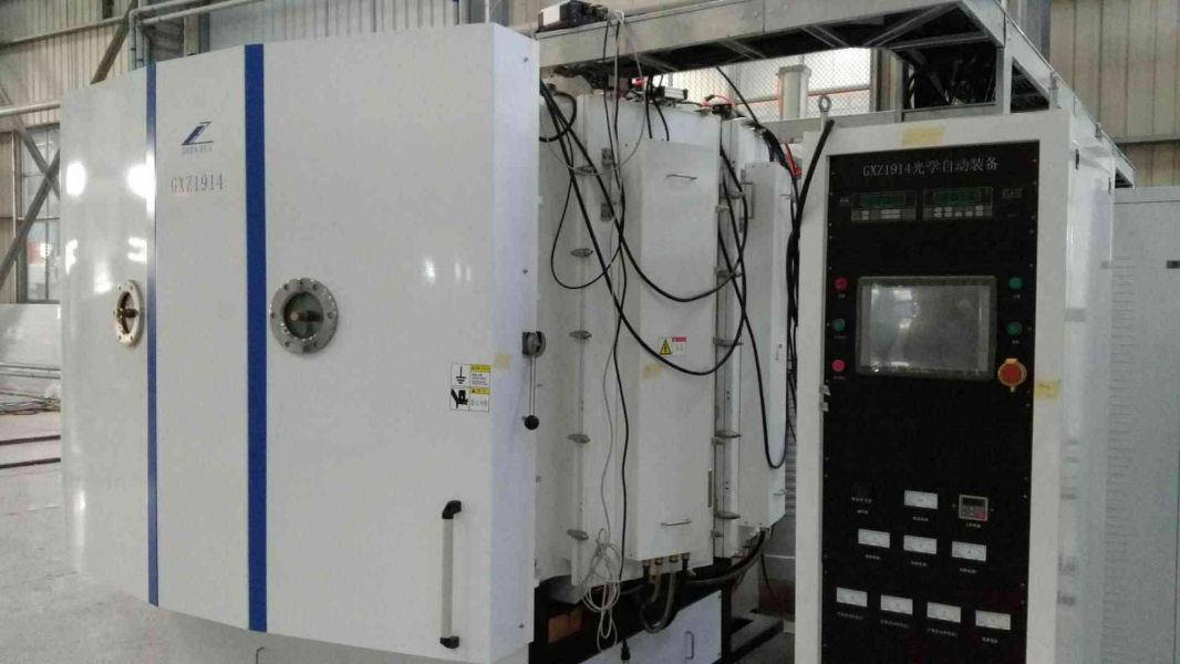 Manufacturing machines for electrochromic smart glass (Turn-Key Project)