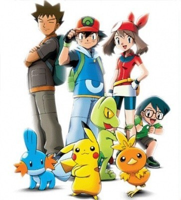 Pokémon Dublado – 13  temporadas + Pokémon Chronicles