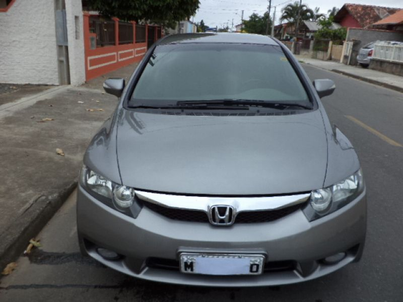 New Civic EXS Top com Central Multimídia