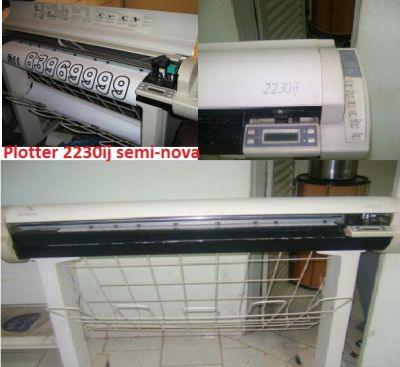 Vendo Plotter 2230ij Semi-nova