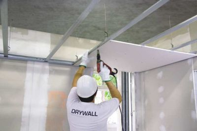 DRYWALL A PROGRESSIVA