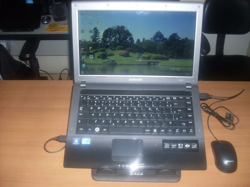 Notebook Samsung (Novo) R$ 800,00