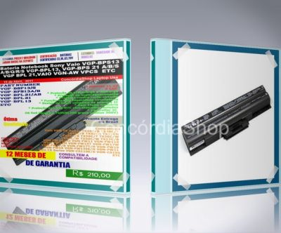 9 Cell Bateria Notebook Sony Vaio VGP-BPS13 A/B/Q/R/S VGP-BPL13, VGP-BPS 21 A/B/S VGP BPL 21