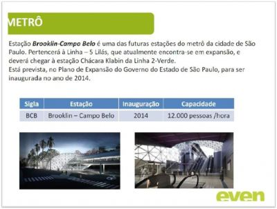 Vende-se Apartamentos no Brooklin !!!!!
