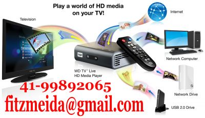 WD WESTERN MEDIA DIGITAL PLAYER FULL HD