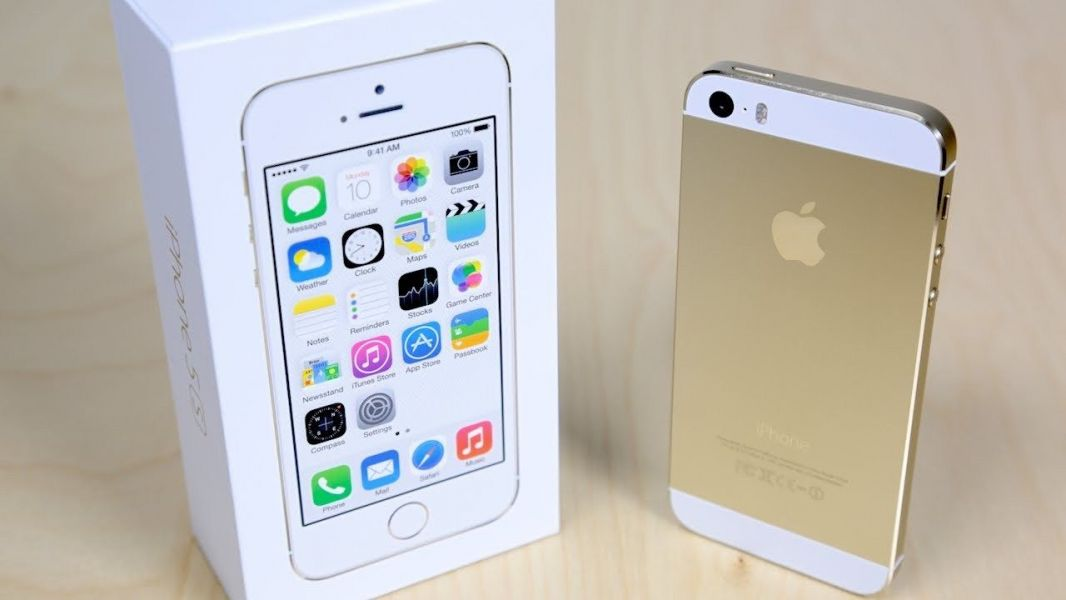 Apple iphone 5s 64gb Gold Unlocked