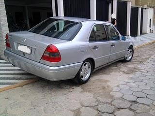Mercedes Benz C230 Kompressor  ano 1997