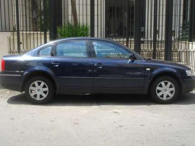 VENDO PASSAT TIPTRONIC 1.8 TURBO