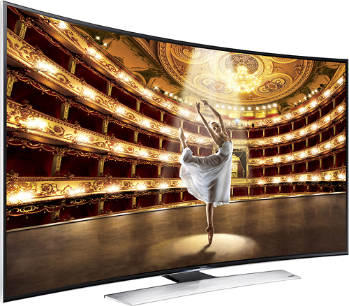 Samsung Smart TV Plasma Curvo