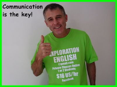 Conversational English Classes Online with Canadian Teacher $16.00USD