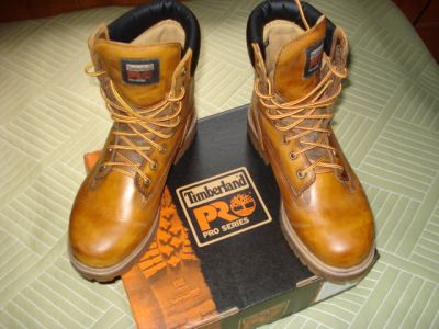 BOTA TIMBERLAND PRO-DIRECT ATTACH 8'' SUPER BOOT 8,5