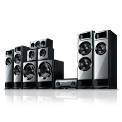 Home Theater 3D 7.2 canais e 2014W RMS - HT-M77