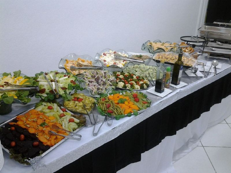 Buffet a Domicilio: