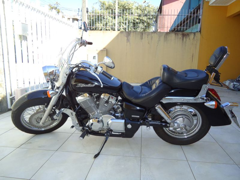 Honda Shadow 750cc - 2007