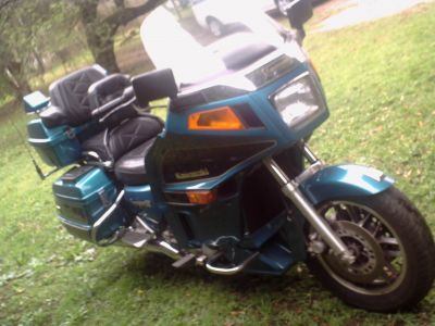 Kawasaki Voyager ñ Goldwing Gold wing Harley Bmw Vstrom
