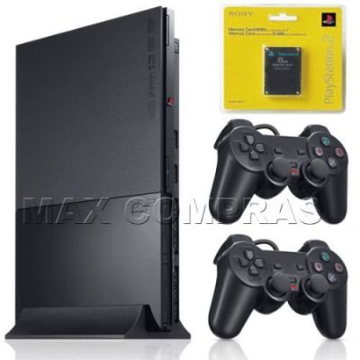 playstation 2 novo 280.00
