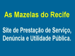 As Mazelas do Recife