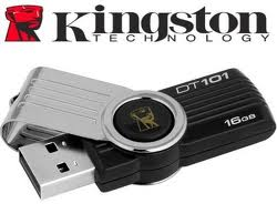 Pen Drive 128 Gb Kingston *** Super Queima De Estoque ***