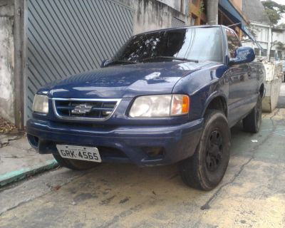 Camionete S10 - 1995  - R$ 15.000,00