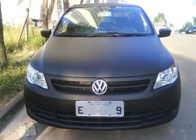 Saveiro G5 - 2011/2012 - CS - com 9000km