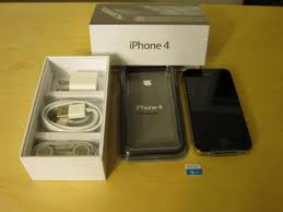 Apple iPhone 32 GB 4 cuatribanda HSDPA Unlocked Teléfono GPS (SIM Free)
