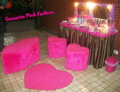 Camarim Pink Fashion