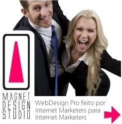 Crie o seu marketing com o Magnet Design Studio