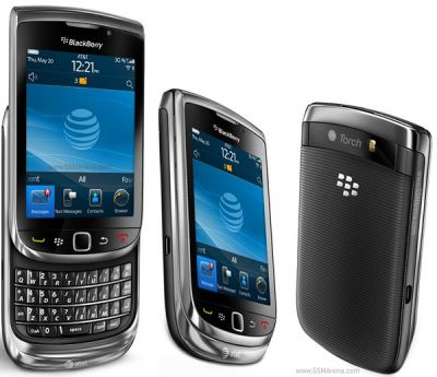 Original do iPhone e Blackberrytorch