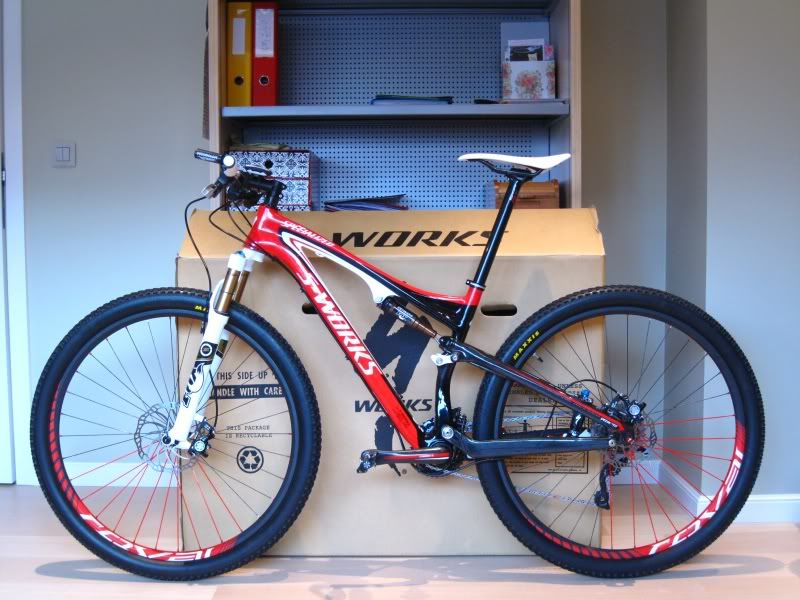 Venda: 2013 Scott Scale 940, 2012 Specialized Epic Comp, 2012 Giant Anthem X 29er 1
