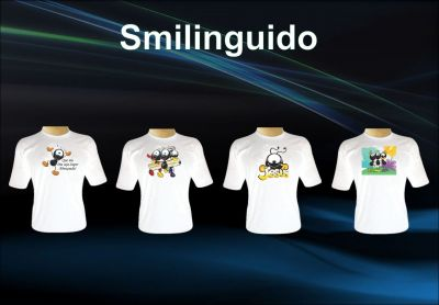 Camisetas Smilinguido