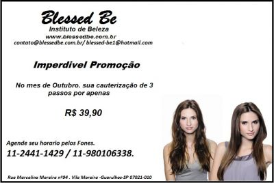 Blessed-Be Instituto de Beleza