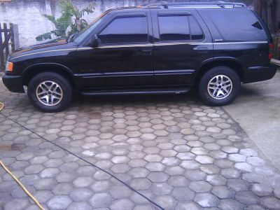 BLAZER EXECUTIVE 1997 COM GNV