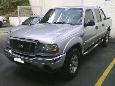 FORD RANGER LIMITED 2006
