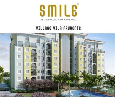 3 dorms - Condomínio Smile Village Vila Prudente