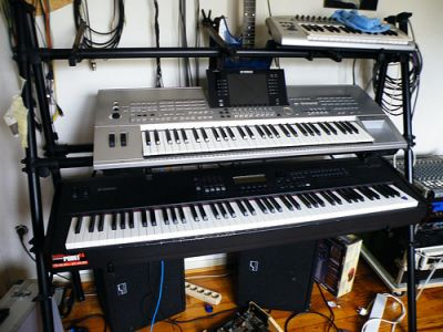 Venta: Yamaha Tyros 4 61-key arranger workstation keyboard