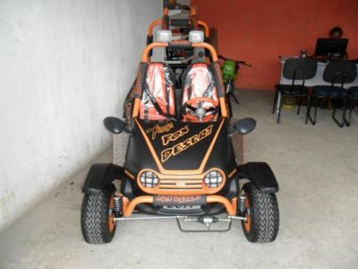 Mini Buggy's Embu