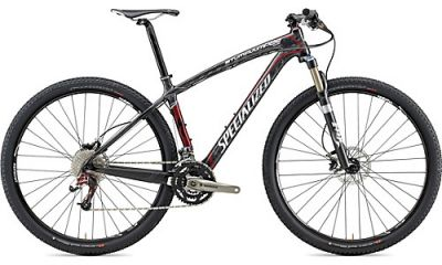 Brand NEW 2010 Specialized Stumpjumper FSR Expert Carbon Bike