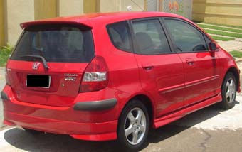 ****  VENDO  HONDA  FIT  1.4  ****